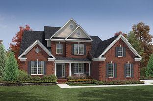 Palmerton - Westridge Estates of Canton: Canton, Michigan - Toll Brothers