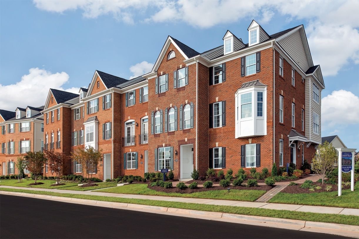 Toll Brothers Floor Plans Virginia: The Fairmont In Ashburn, VA, New Homes