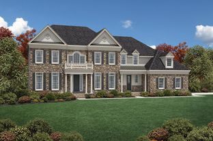 Weatherstone - Estates at Bamm Hollow: Lincroft, New Jersey - Toll Brothers