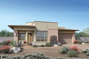Gilmore - Regency at Summerlin - Summit Collection: Las Vegas, Nevada - Toll Brothers