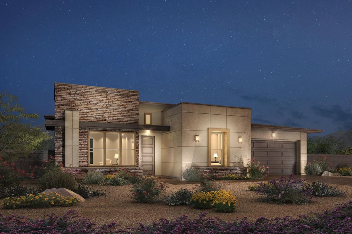 Exterior featured in the Sundance By Toll Brothers in Las Vegas, NV