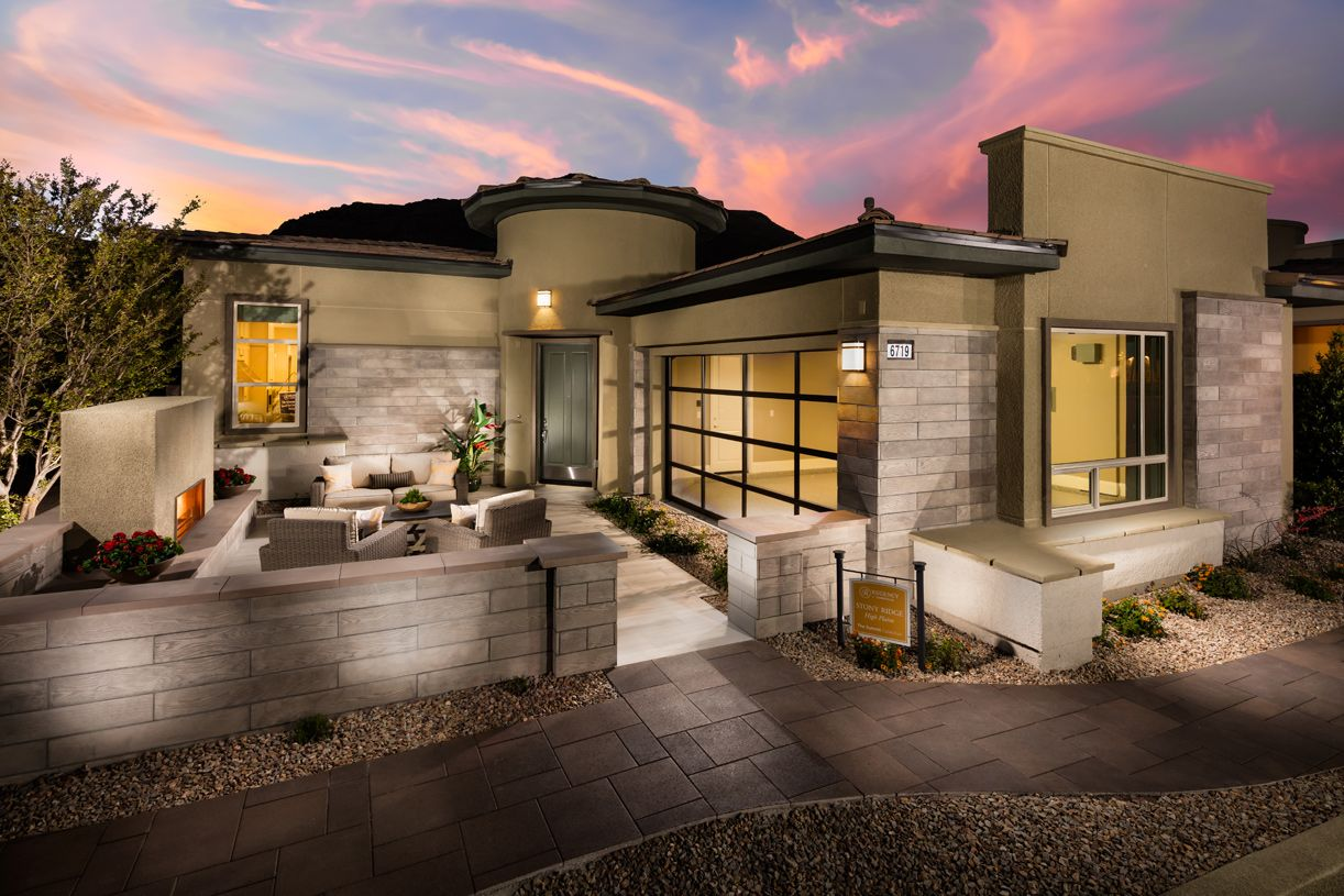 Toll Brothers at Inspirada   Carmona  Homes from  449 995  Regency at  Summerlin   Summit Collection. Toll Brothers At Inspirada   Veneto in Henderson  NV  New Homes