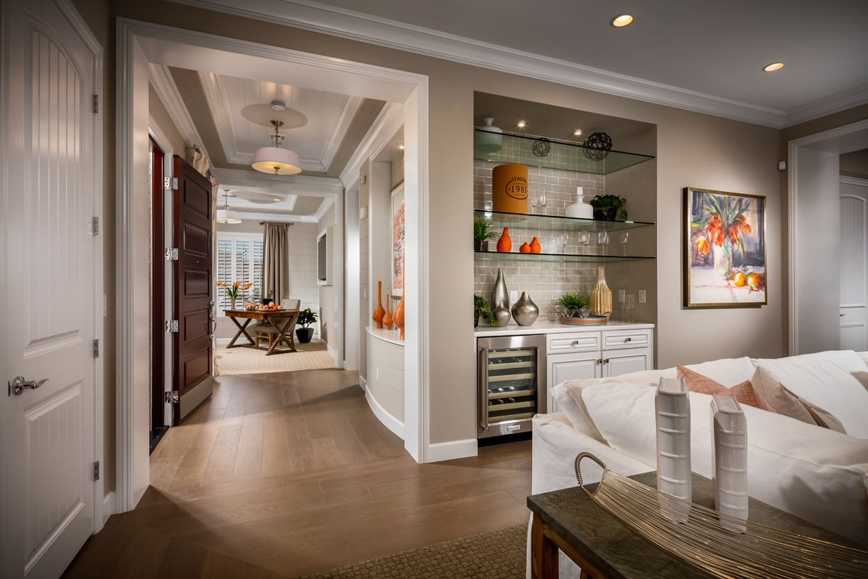 'Regency at Summerlin - Palisades Collection' by Toll Brothers-NV - LAS VEGAS in Las Vegas