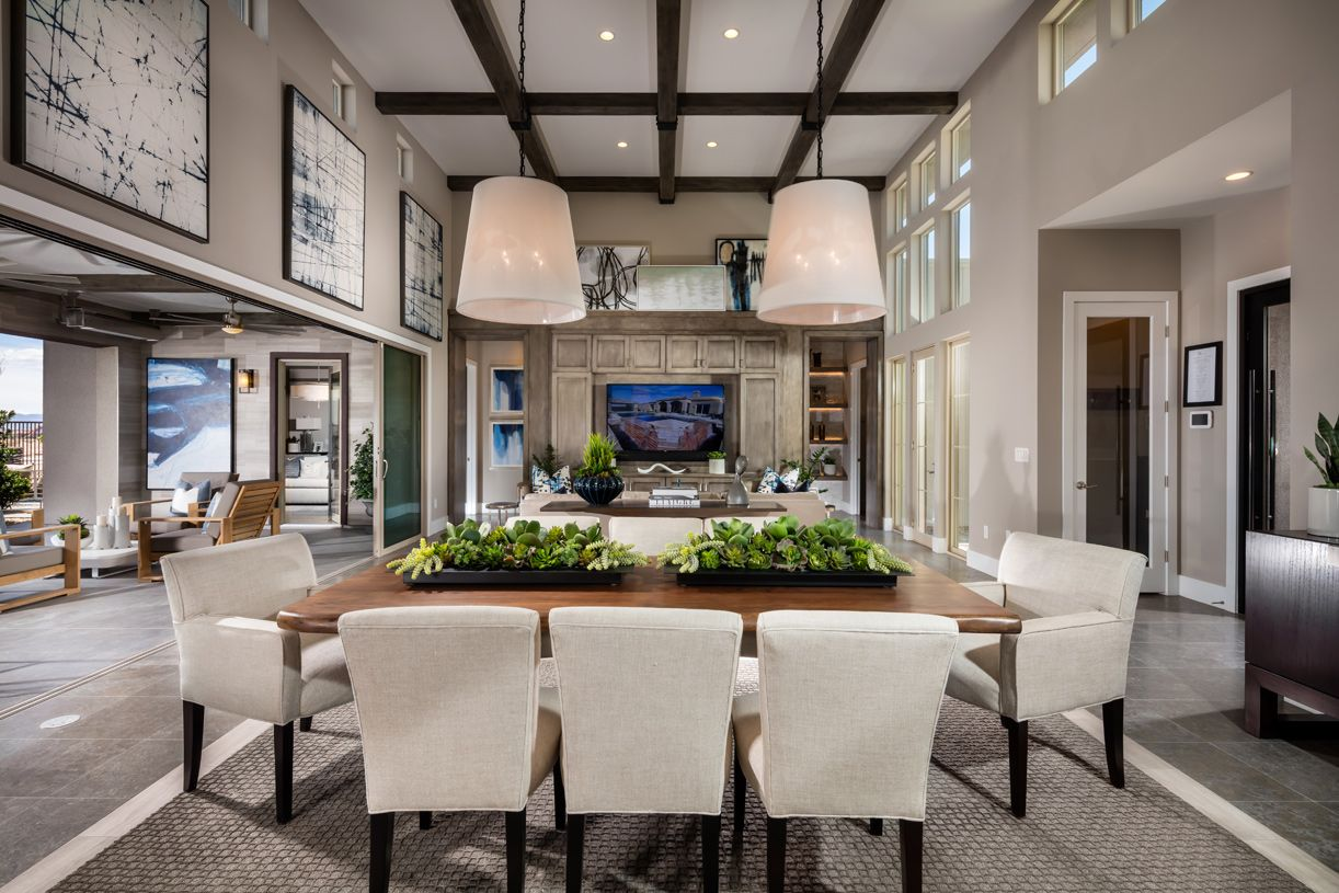 Regency at summerlin pinnacle collection in las vegas for Luxury home collection