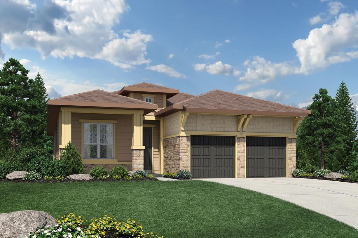 Exterior featured in the Fairplay By Toll Brothers in Fort Collins-Loveland, CO