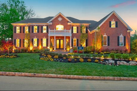 Community Image   Community Image. Estates At Bamm Hollow in Lincroft  NJ  New Homes   Floor Plans by