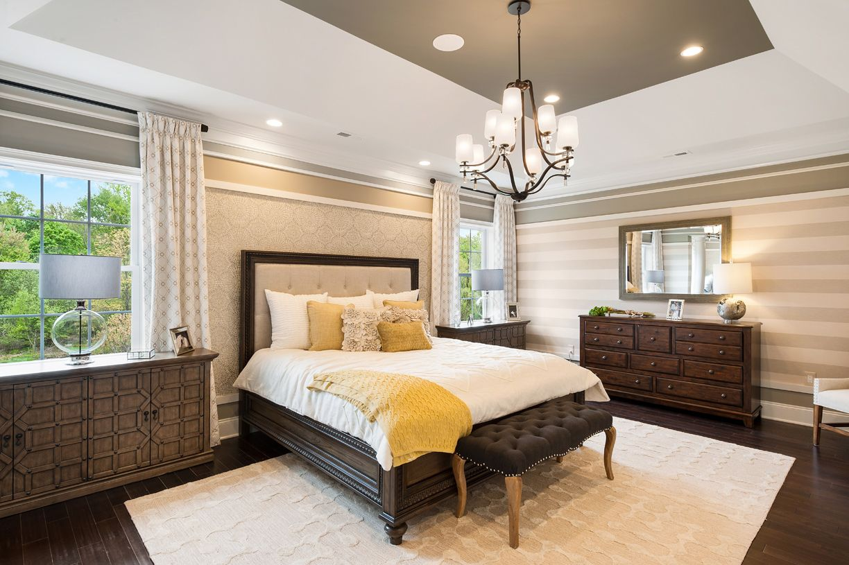 Bedroom featured in the Henley By Toll Brothers in Monmouth County, NJ