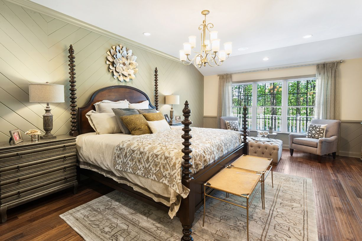 Bedroom featured in the Shannon By Toll Brothers in Monmouth County, NJ