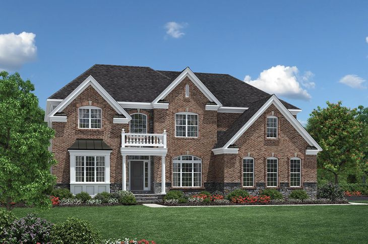 Elevation Image:The Country Manor