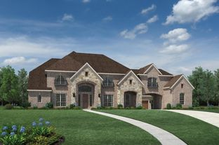 Monte Verde - Town Lake at Flower Mound: Flower Mound, Texas - Toll Brothers
