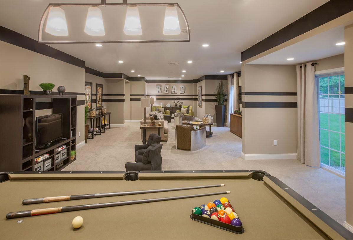 Recreation-Room-in-Ellsworth II-at-Estates at South Windsor-in-South Windsor
