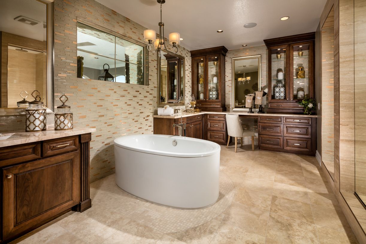 Bathroom-in-Sorrento (NV)-at-Altura-in-Las Vegas