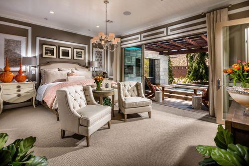 Bedroom-in-Bristol Bay-at-Regency at Summerlin - Palisades Collection-in-Las Vegas