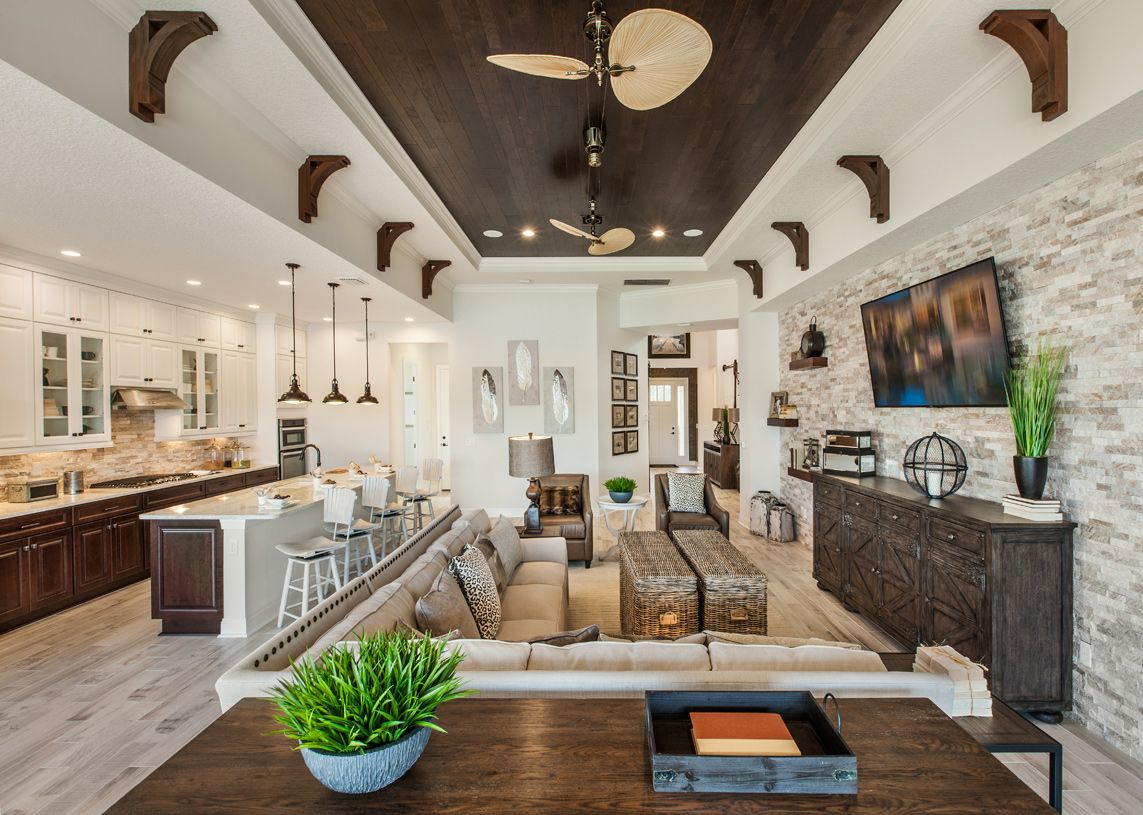 'Julington Lakes - Heritage Collection' by Toll Brothers-FLORIDA - NORTH in Jacksonville-St. Augustine