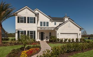 Julington Lakes - Ambassador Collection by Toll Brothers in Jacksonville-St. Augustine Florida