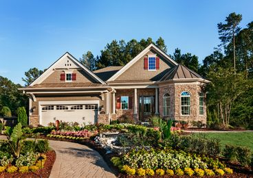 Toll Brothers New Home Plans in Apex NC | NewHomeSource
