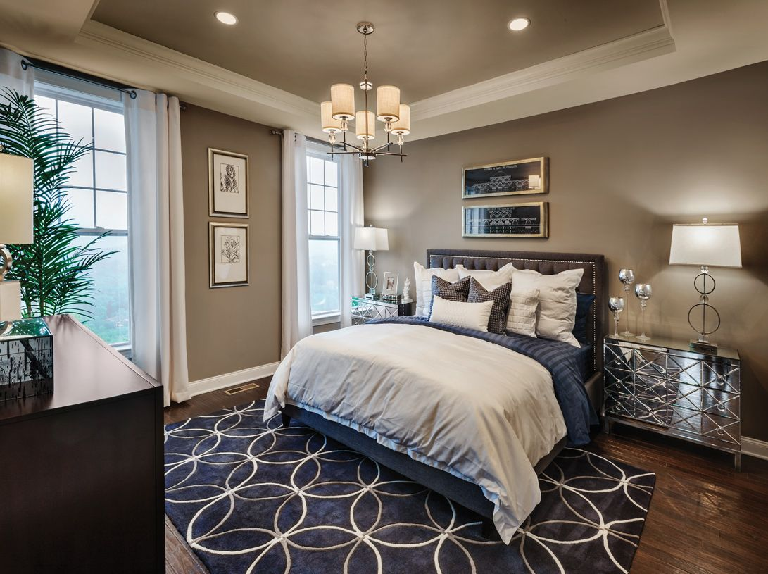 Bedroom featured in the Brandeis By Toll Brothers in Danbury, CT