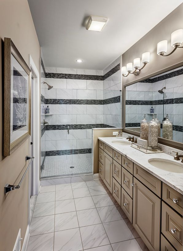 Bathroom featured in the Brandeis By Toll Brothers in Danbury, CT