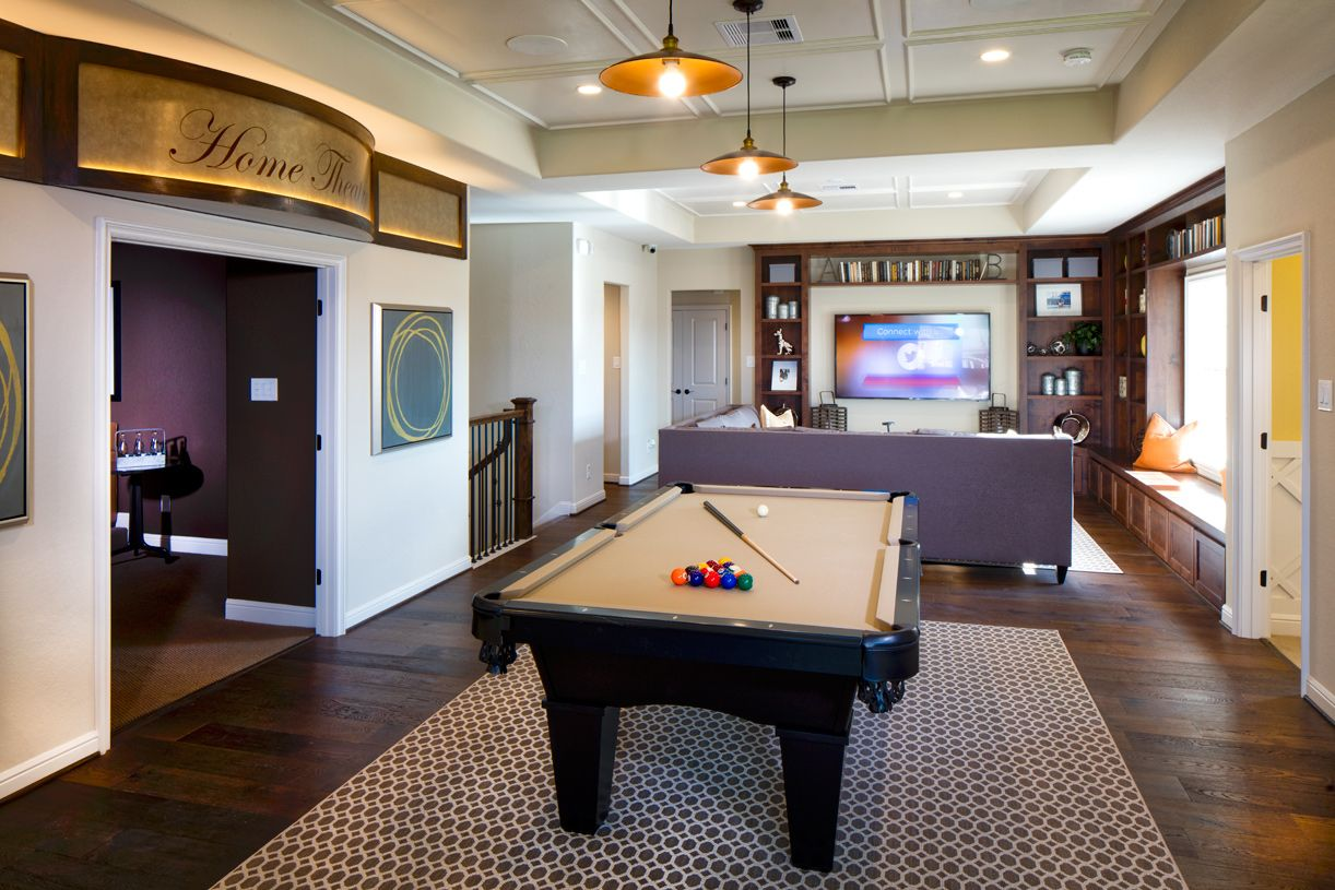 The Reserve At Katy The Estates In Katy TX New Homes Floor - Pool table movers katy tx