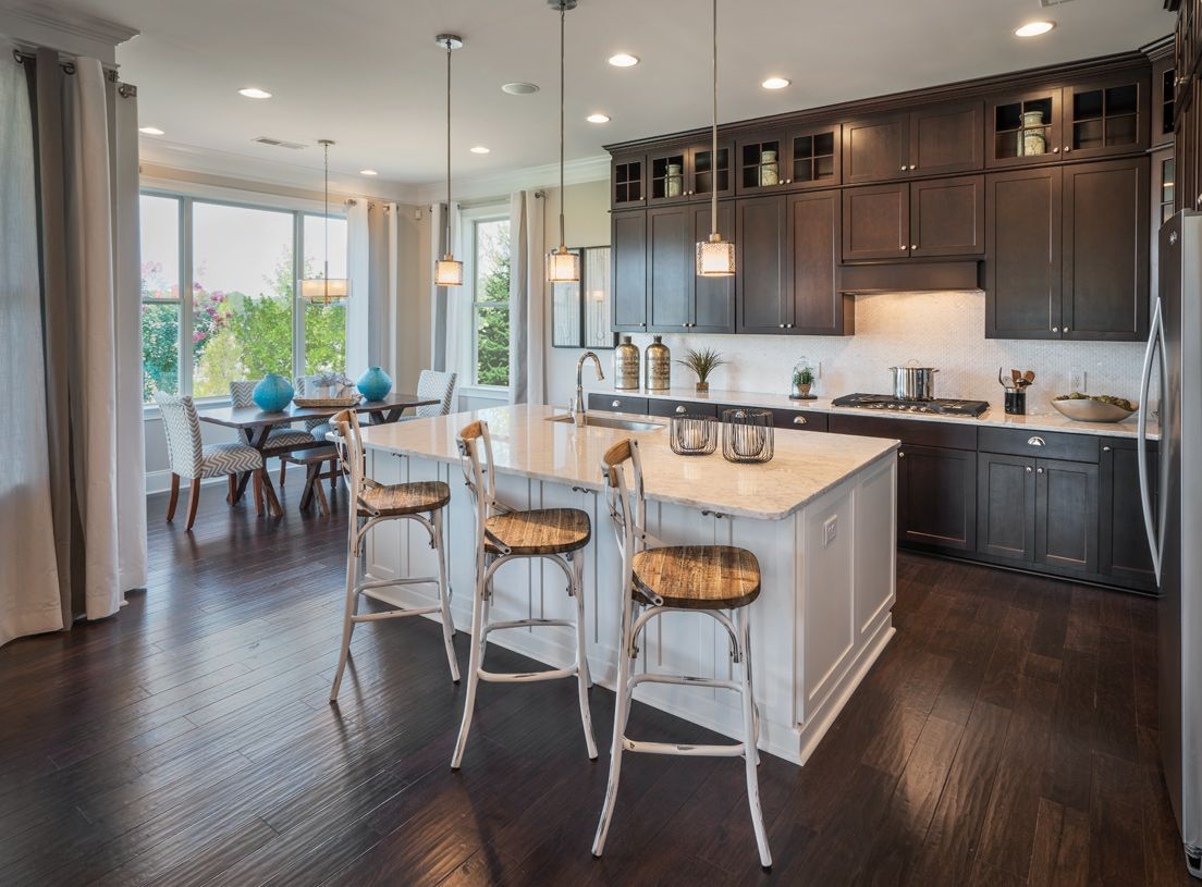 Kitchen featured in the Bowan By Toll Brothers in Charlotte, NC