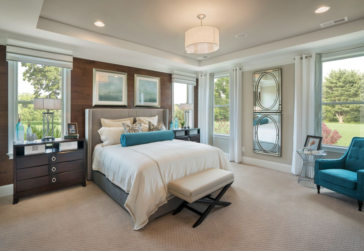 Bedroom featured in the Bowan By Toll Brothers in Charlotte, NC