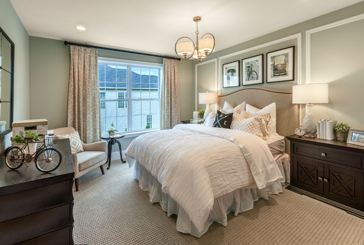 Bedroom featured in the Bryn Athyn By Toll Brothers in Philadelphia, PA