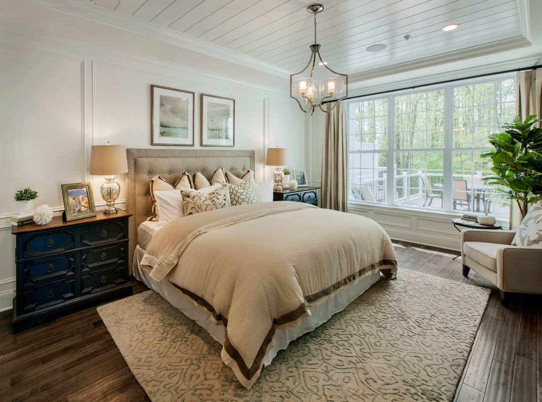 Bedroom featured in the Bryn Athyn By Toll Brothers in Boston, MA