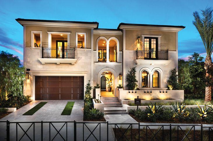 Elevation Image:The Italianate