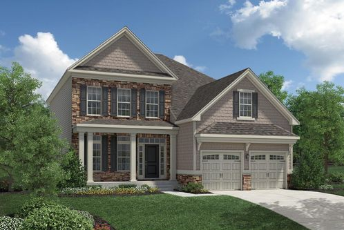 New Homes by Toll Brothers in Raleigh-Durham-Chapel Hill, NC