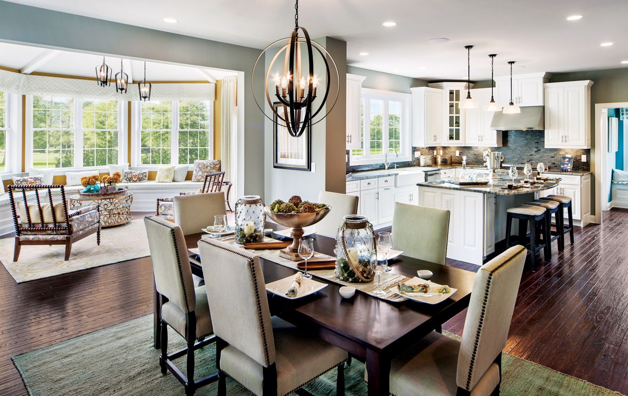 Reserve At Chester Springs By Toll Brothers In Philadelphia Pennsylvania