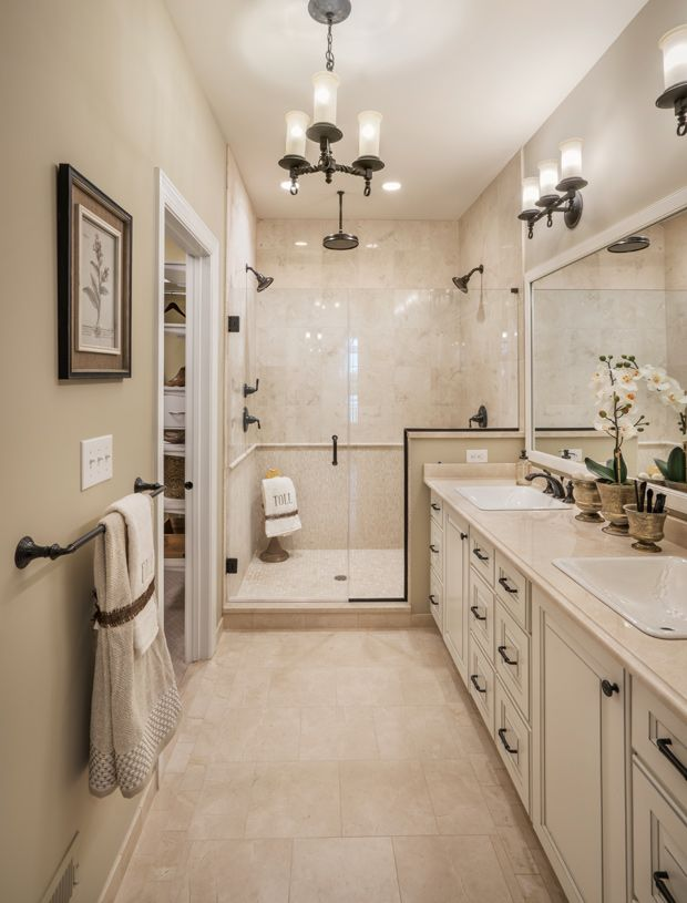 Bathroom featured in the Brandeis By Toll Brothers in Philadelphia, PA