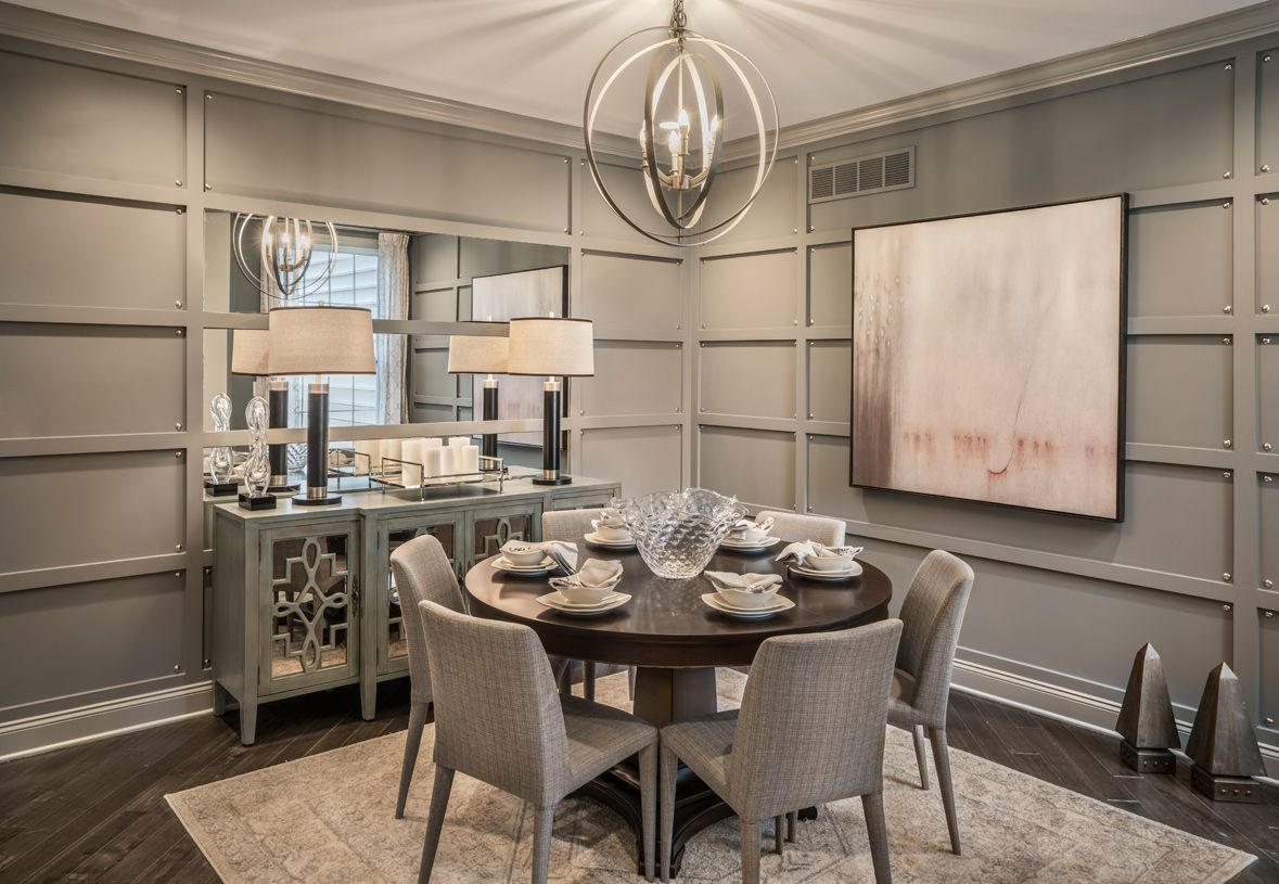 Kitchen featured in the Vanleer By Toll Brothers in Philadelphia, PA