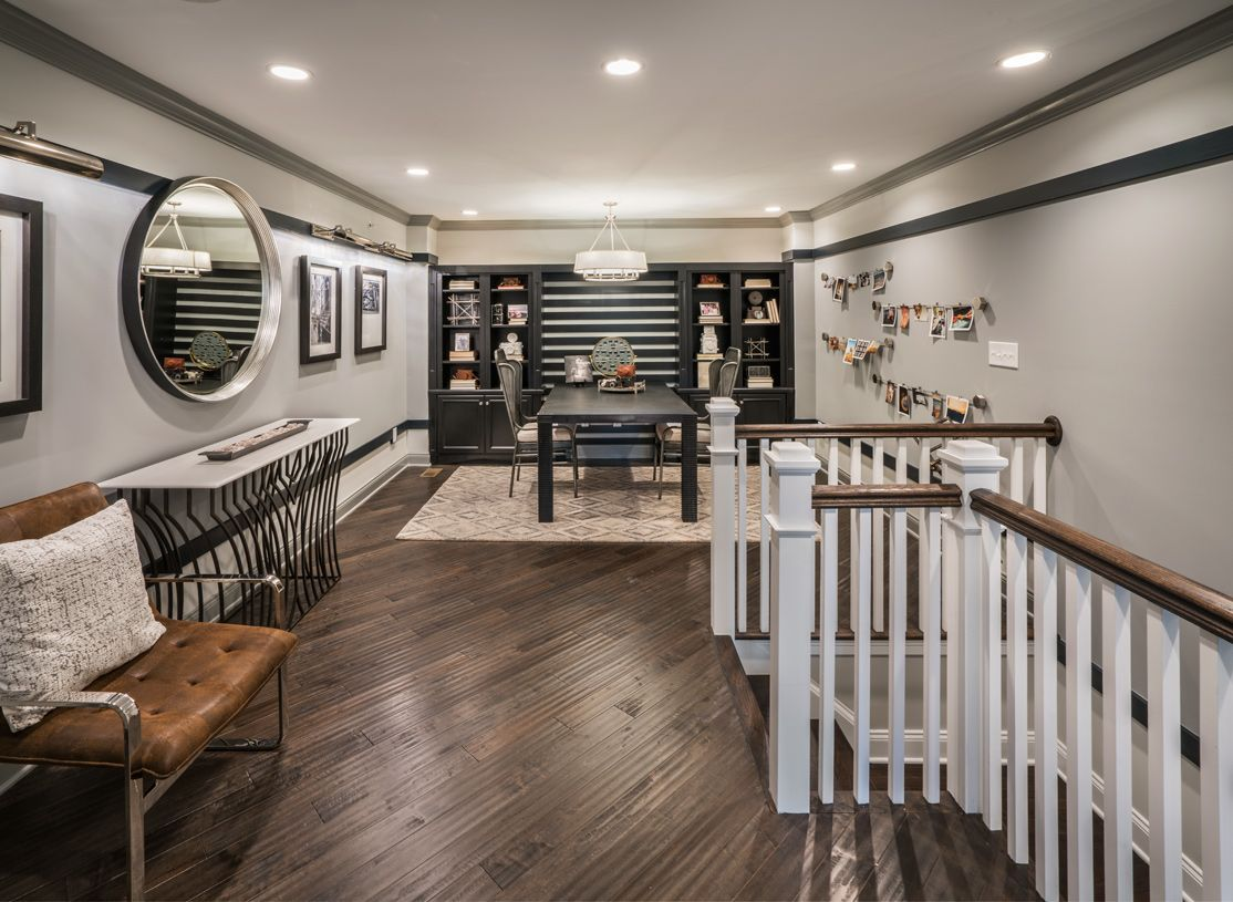 Living Area featured in the Vanleer By Toll Brothers in Philadelphia, PA