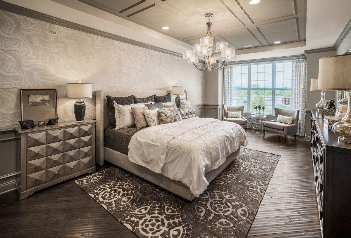 Bedroom featured in the Vanleer By Toll Brothers in Philadelphia, PA
