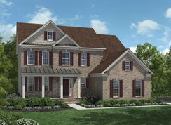 Amherst - Hamlet Pointe: Canton, Michigan - Toll Brothers