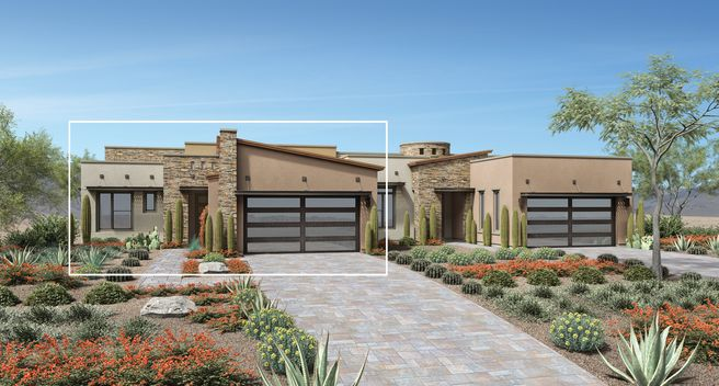 16061 E Ridgestone Dr (Rushmore Estate Desert Contemporary)