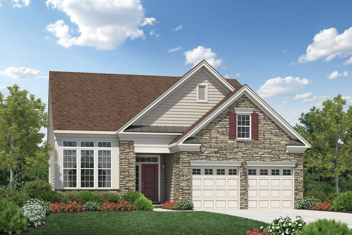 Exterior featured in the Houghton By Toll Brothers in Morris County, NJ