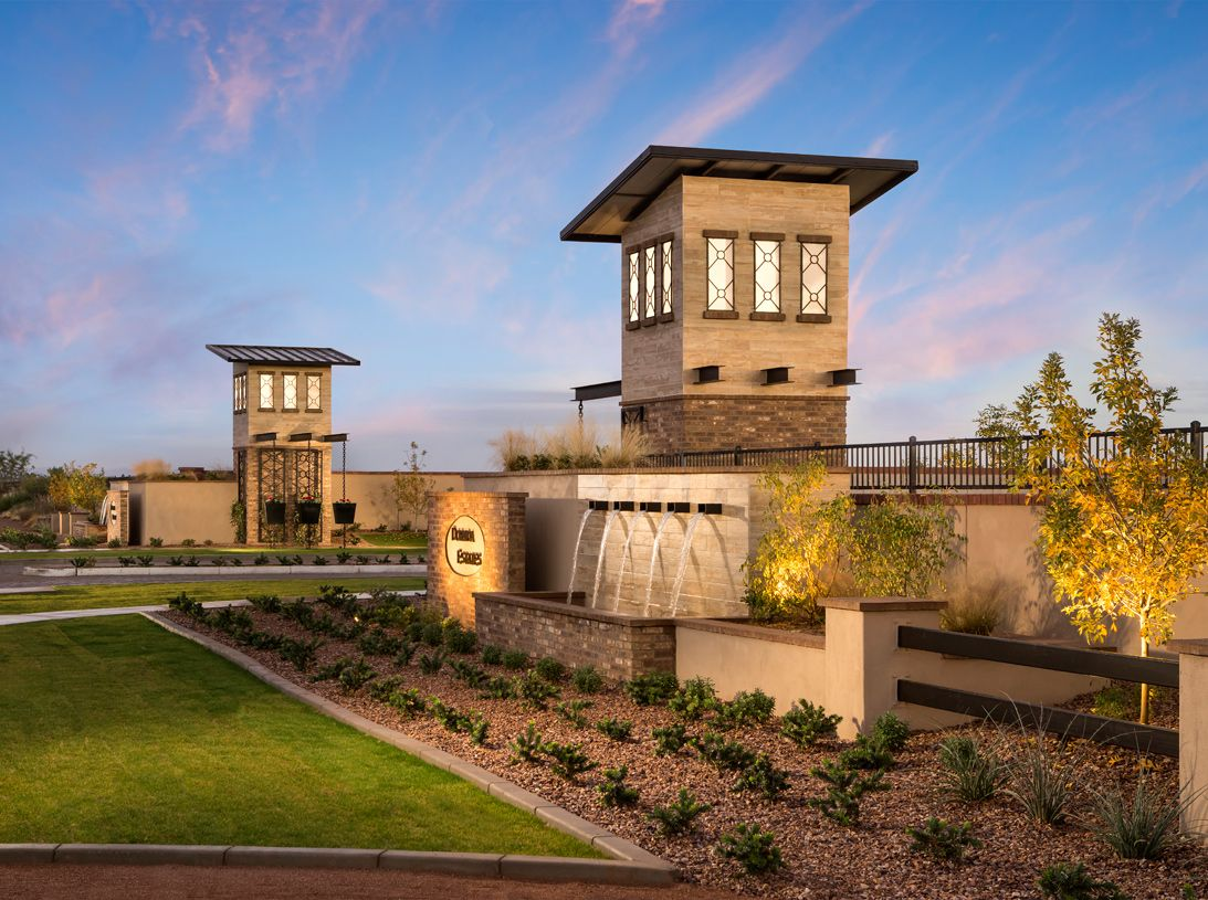 Dorada estates in gilbert az new homes floor plans by for Arizona house plans