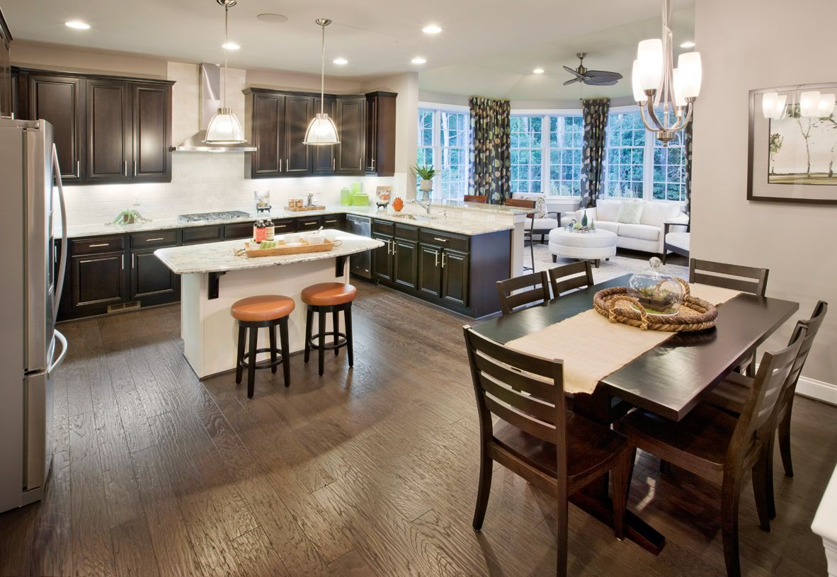 Kitchen-in-Ellsworth-at-Hopewell Glen - The Gardens-in-Hopewell Junction