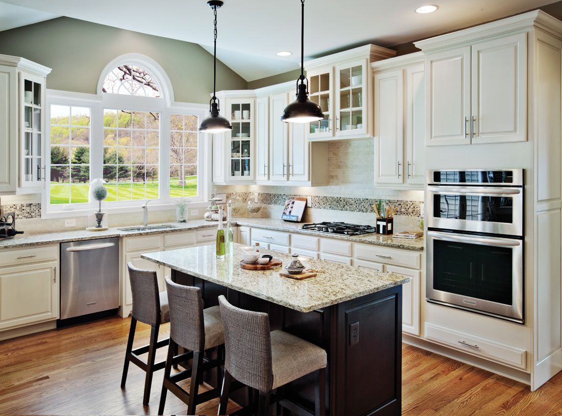 Kitchen-in-Columbia-at-Hopewell Glen - The Gardens-in-Hopewell Junction