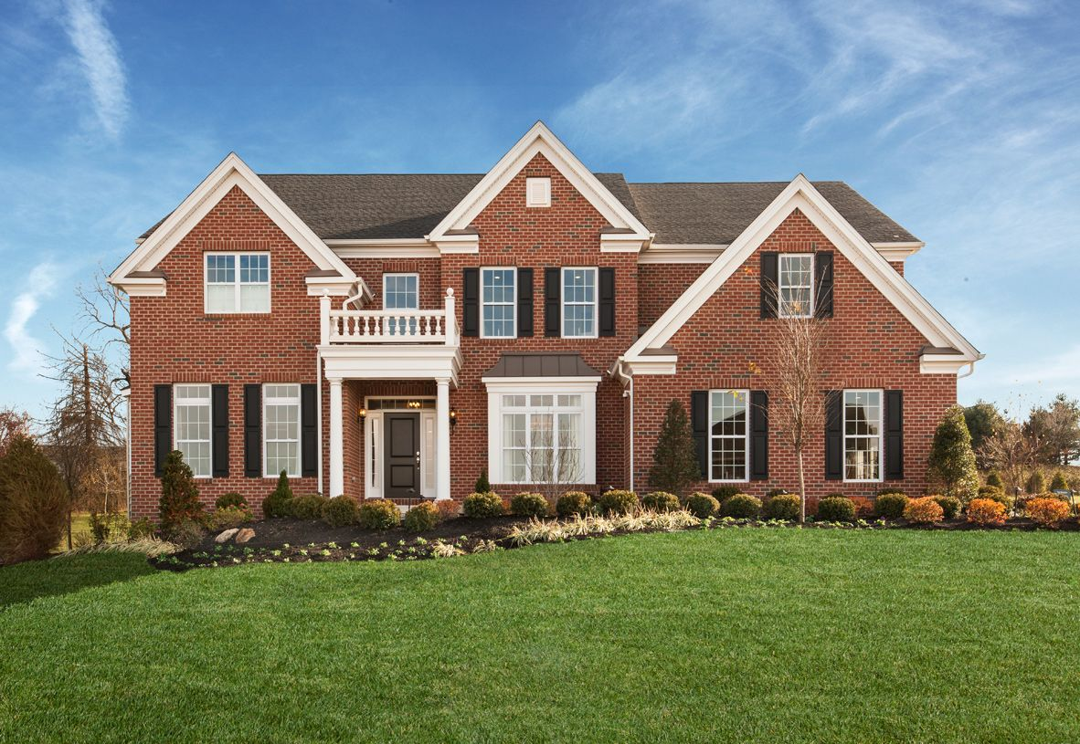 Toll brothers collegeville pa developments and new for Modern homes philadelphia