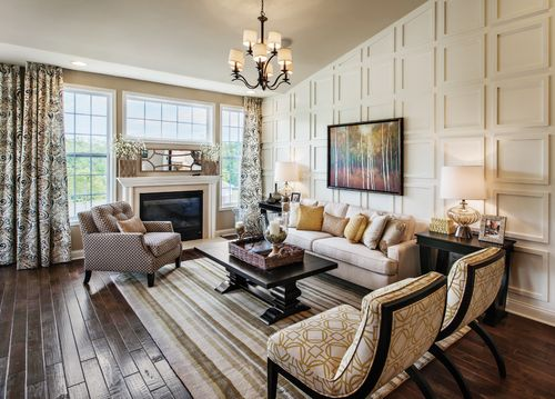 Greatroom-and-Dining-in-Walnut II-at-Regency at Prospect-in-Prospect