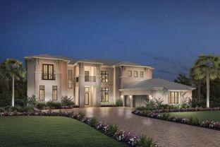 Villa Divina - Royal Palm Polo - Signature Collection: Boca Raton, Florida - Toll Brothers