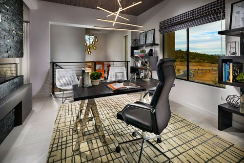 Study-in-Sullivan (AZ)-at-Toll Brothers at Adero Canyon-in-Fountain Hills