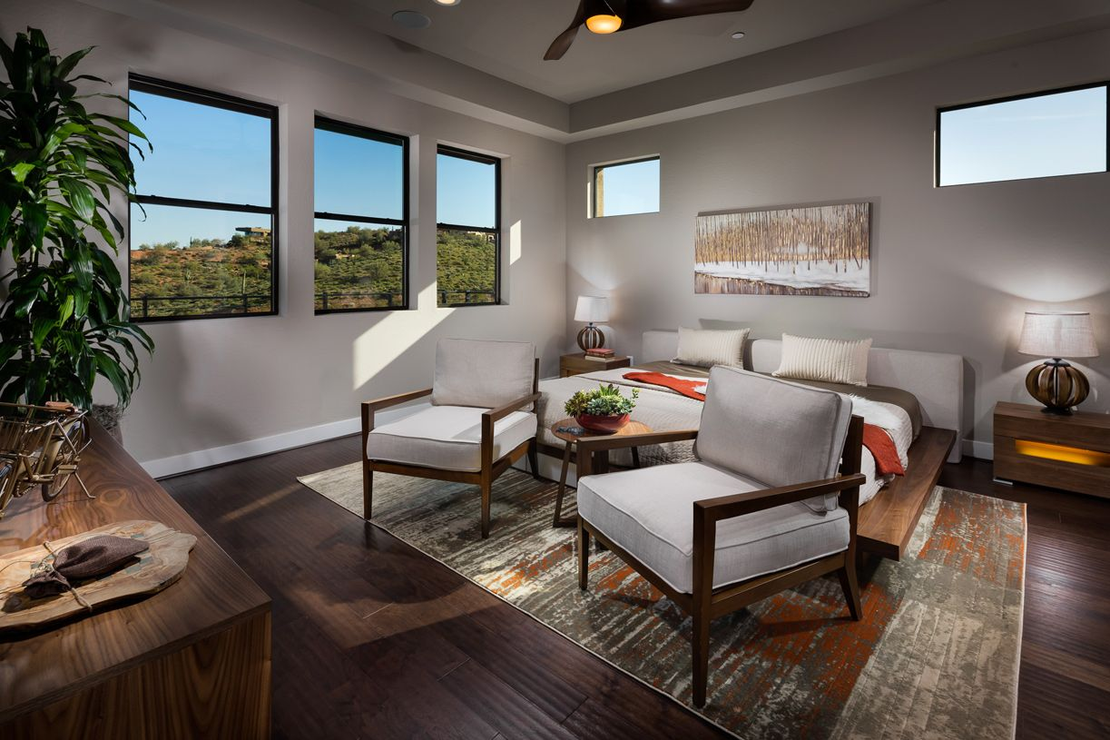 Bedroom-in-Rushmore Estate-at-The Overlook at Firerock-in-Fountain Hills