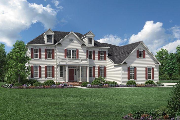 Elevation Image:The Berkshire
