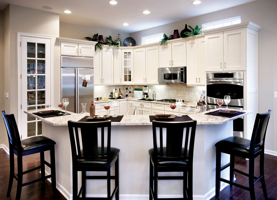 Kitchen featured in the Lehigh By Toll Brothers in Monmouth County, NJ