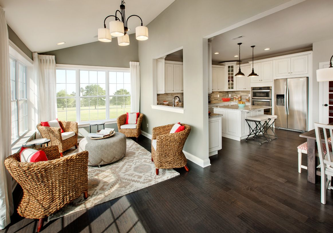 Greatroom-and-Dining-in-Ellsworth II-at-Estates at South Windsor-in-South Windsor