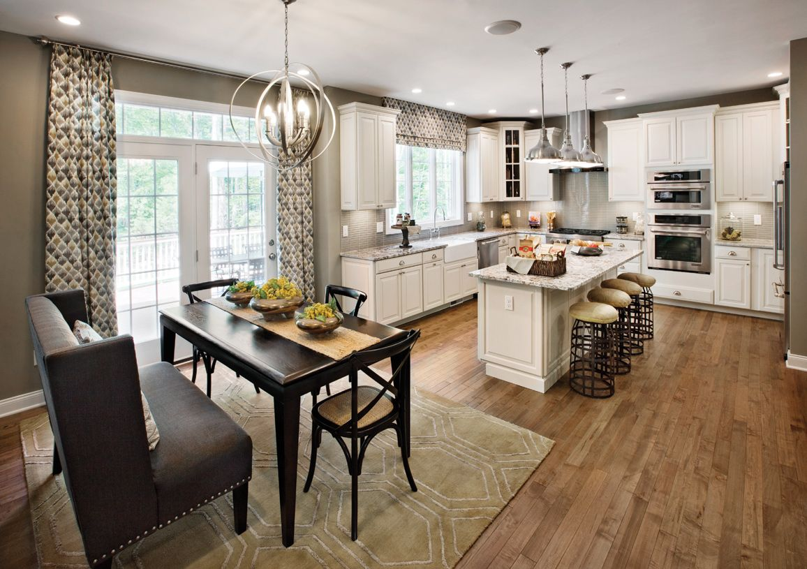 Kitchen-in-Duke-at-Estates at South Windsor-in-South Windsor