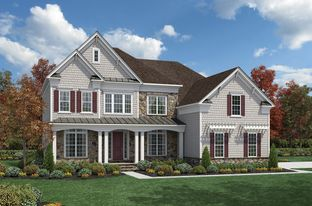 Duncan - Estates at Bamm Hollow: Lincroft, New Jersey - Toll Brothers